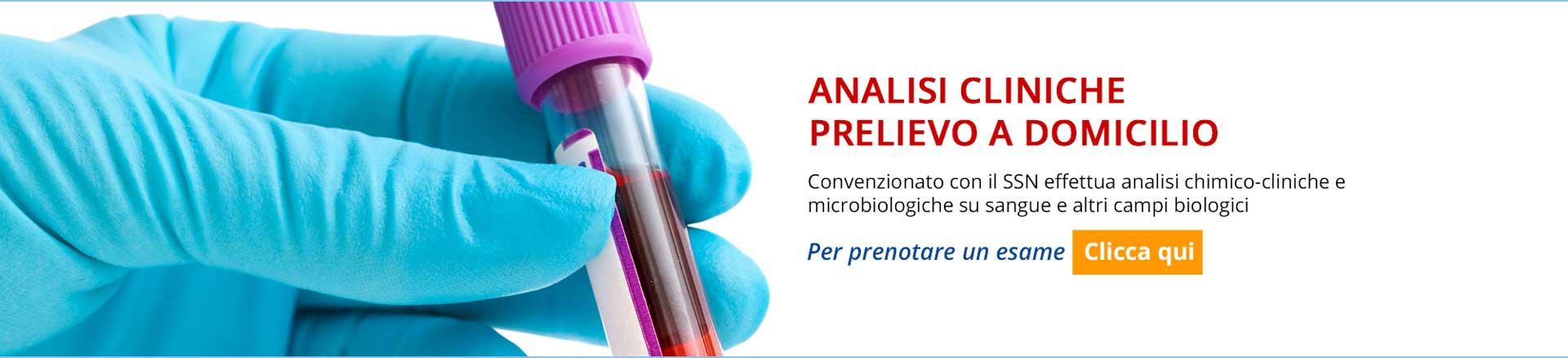 Laboratorio Analisi Cliniche