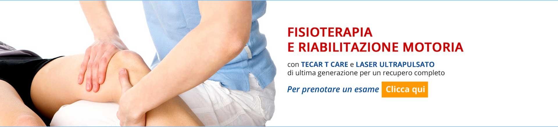 Fisioterapia e Riabilitazione Motoria Roma